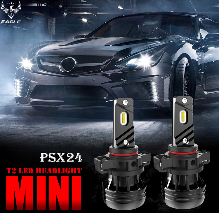 PSX24 T2 Mini LED Headlights