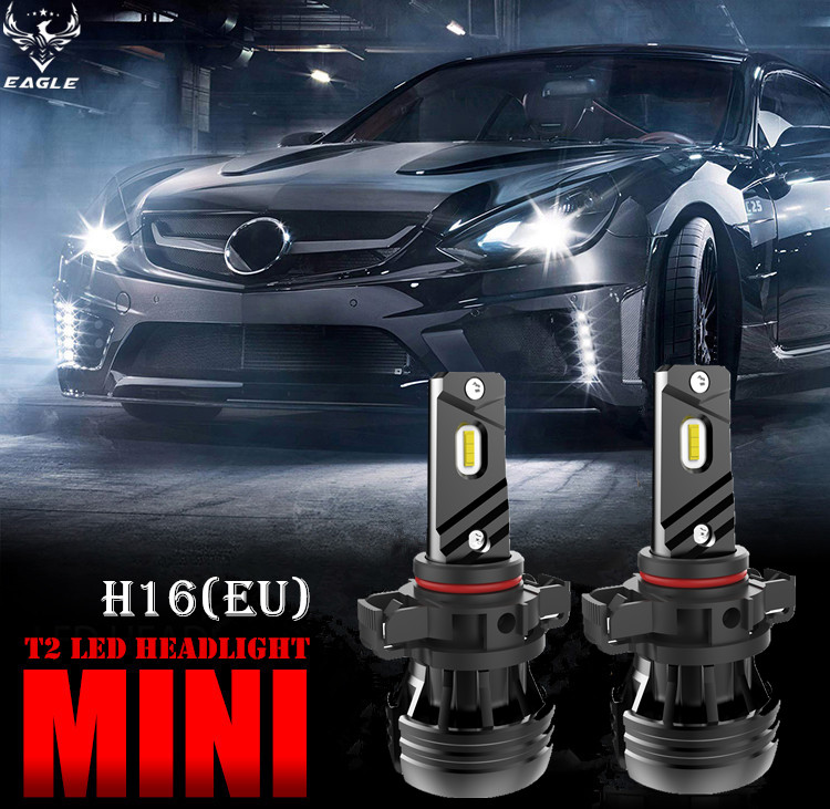 H16EU T2 Mini LED Headlights