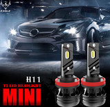 T2 Mini H11  LED Car Headlight 2019 Newest LED Auto Bulbs