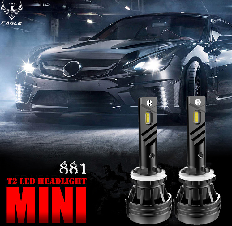 T2 Mini LED Headlights