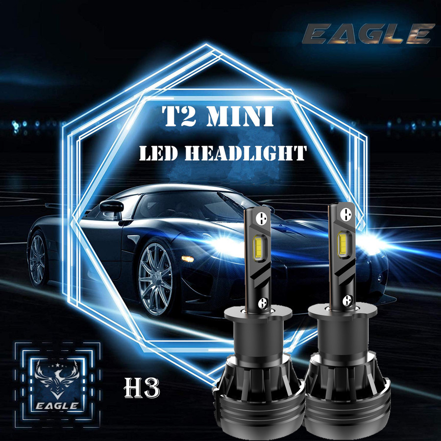 T2 Mini led headlight